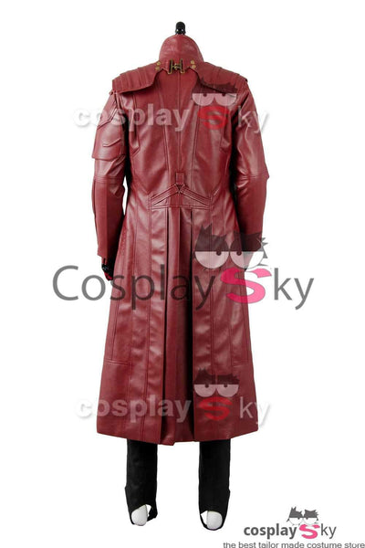 Guardians of the Galaxy 2 Chris Pratt Starlord Coat Only Cosplay Costume