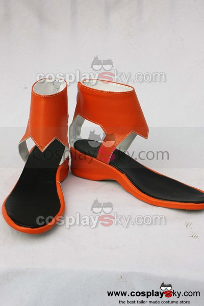 Guilty Crown Inori Yuzuriha Cosplay Shoes