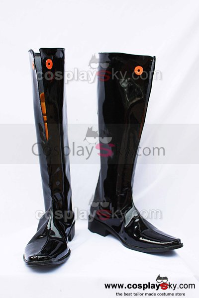 GuiltyGear testament Cosplay Boots Shoes Custom Made