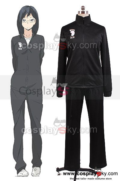 Haiky?!! Kiyoko Shimizu Karasuno High School Uniform Cosplay Costume