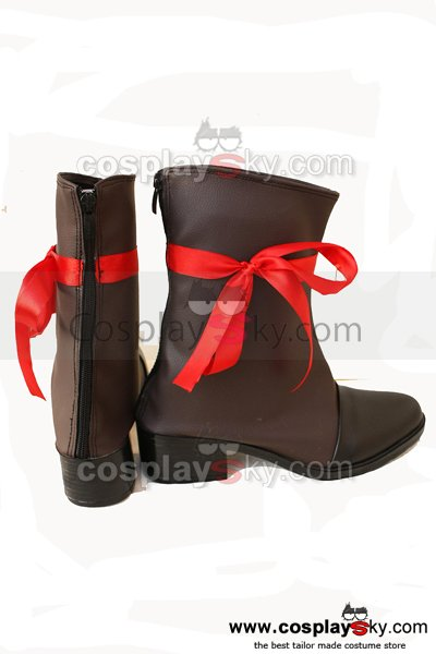 Hetalia Axis powers France Cosplay Shoes Boots