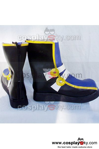 It's a Wonderful World Sakuraba Neku Cosplay Boots Custom Made