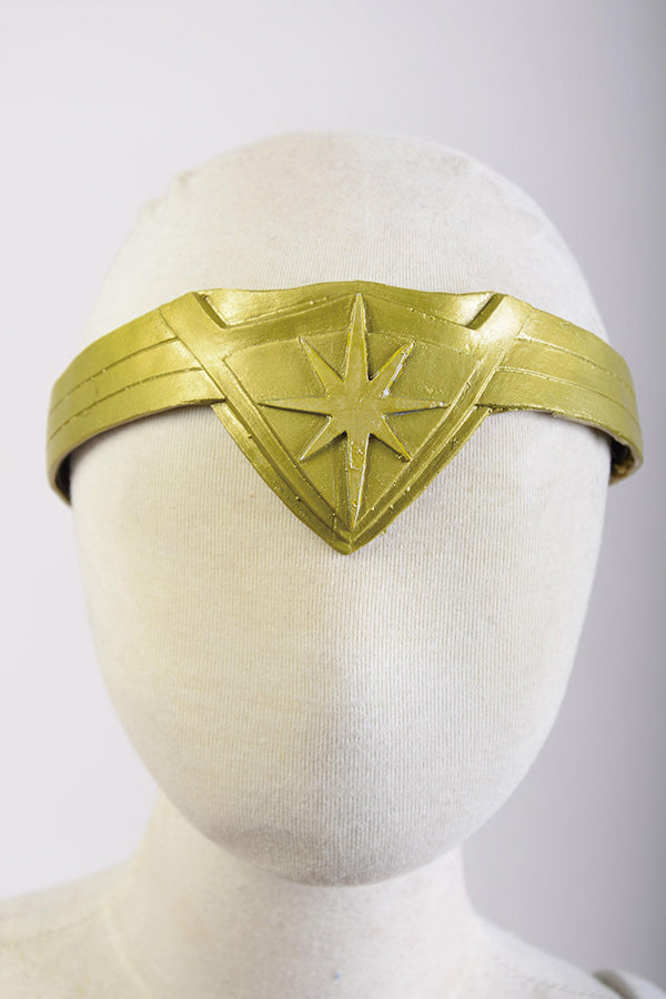 Batman v Superman:Dawn of Justice Wonder Woman Headwear Cosplay Props ( Free Shipping )