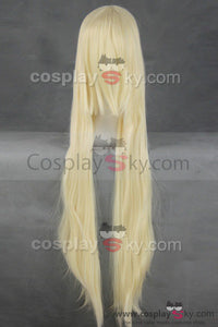 K-On! Tsumugi Kotobuki Straight Cosplay Wig