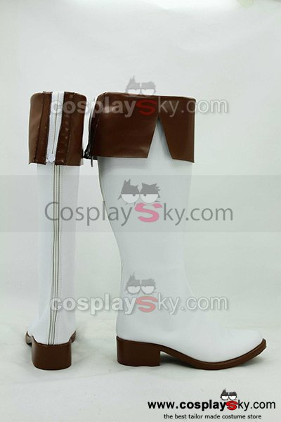 Kamigami no Asobi: Ludere deorum Balder Hringhorni Cosplay Boots Shoes