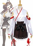 Kantai Collection KanColle Japanese Battleship Kong? Cosplay Costume