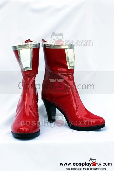Kiddy Grade Eclair Cosplay Boots Shoes Custom Made