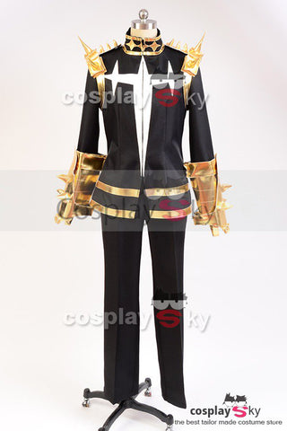KILL la KILL Ira Gamagoori Final Form Black Uniform Cosplay Costume