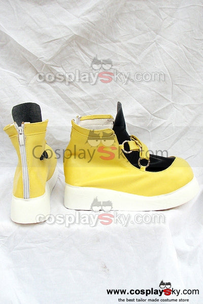 Kingdom Hearts Sora Cosplay Boots Shoes Custom Made