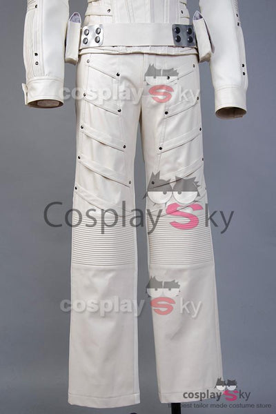 Flash Legends of Tomorrow White Canary Sara Cosplay Costume