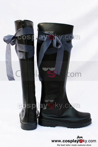 Letter Bee Noir Cosplay Boots Shoes Custom Made