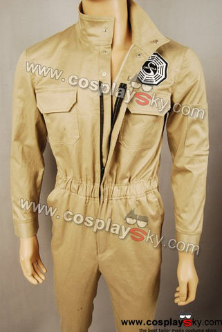 Lost Jumpsuit Dharma Costume Initiative Uniform V2