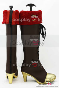 Love Live! All members Valentine's day Boots Cosplay Shoes