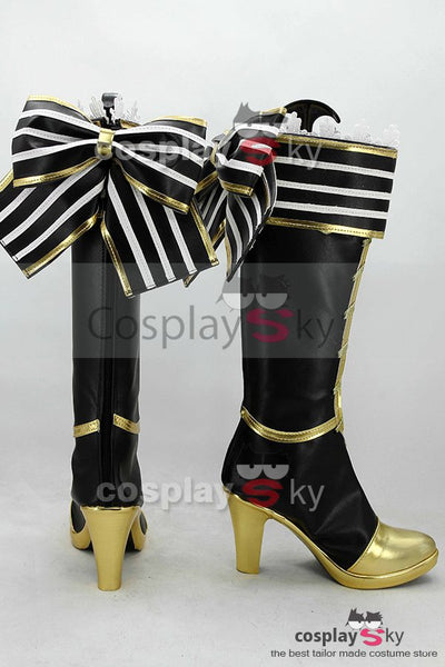 Love Live! SR Nico Yazawa Maid Boots Cosplay Shoes