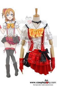 LoveLive! School Idol Festival Honoka K?saka Dress Cosplay Costume