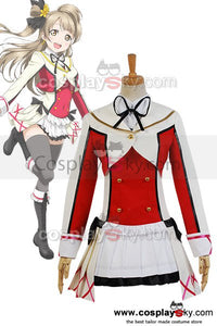 LoveLive! School Idol Project Kotori Minami Cosplay Costume Dress Uniform