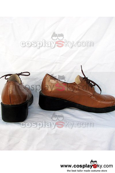 Macross F Alto Saotome Cosplay Shoes