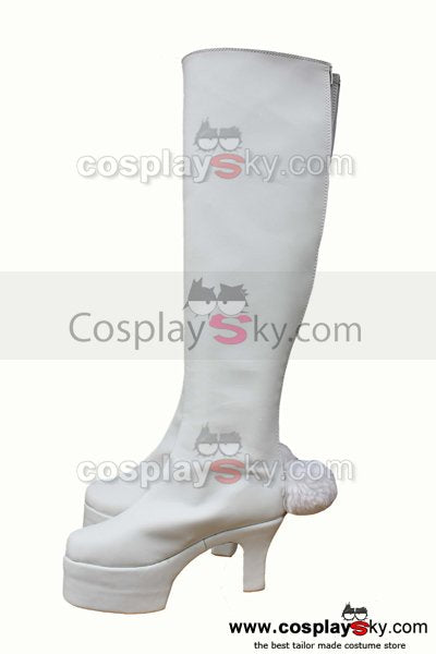Macross F Sheryl Nome Cosplay Boots Shoes
