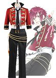 MARGINAL#4 IDOL OF SUPERNOVA Kirihara Atom Cosplay Costume