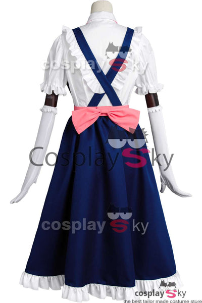 Miss Kobayashi-san Dragon Maid Toru Tohru Maid Uniform Cosplay Costume