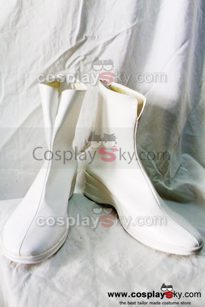 Mobile Suit Gundam SEED Lacus Clyne Cosplay Boots
