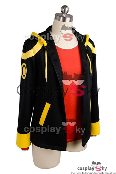 Mystic Messenger 707 EXTREME Saeyoung/Luciel Choi 7 Outfit Cosplay Costume