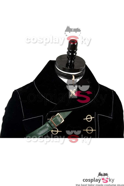 NieR: Automata 9S YoRHa No. 9 Type S Scanner Cosplay Costume