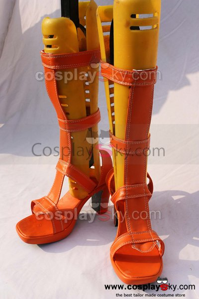 One Piece Nami Cosplay Shoes Boots
