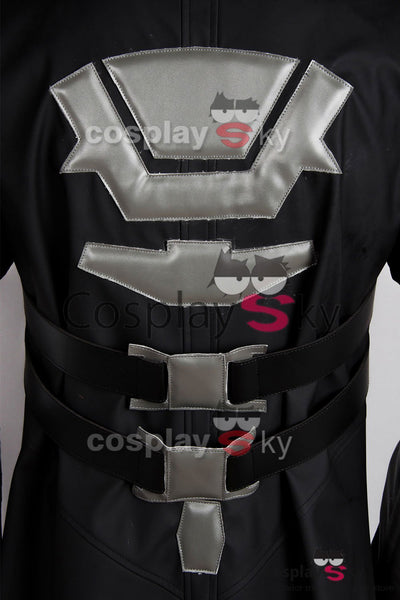 Overwatch Reaper Costume OW Gabriel Reyes Outfit Cosplay Costume
