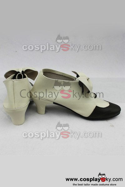 Pandora Hearts Ida Vessalius Cosplay Boots Shoes