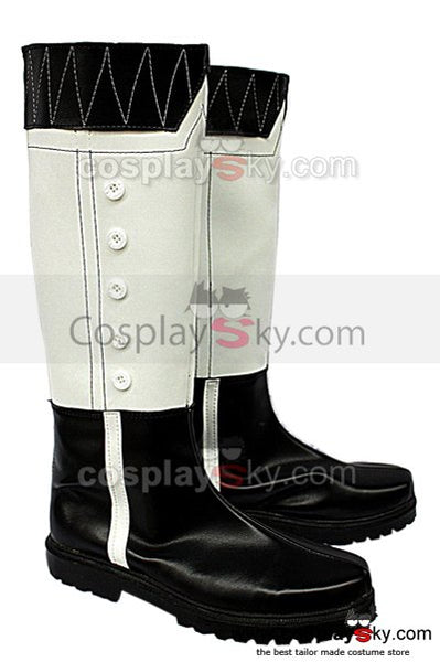 Pandora Hearts Jack Cosplay Boots Shoes