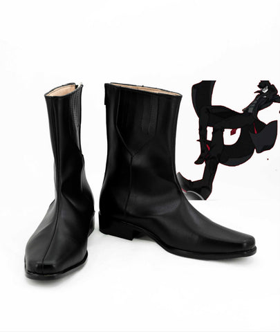 Persona 5 Joker Boots Cosplay Shoes