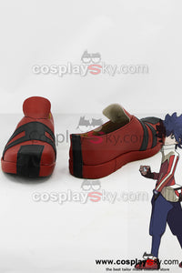 Pokemon Pocket Monster Hugh Cosplay Shoes