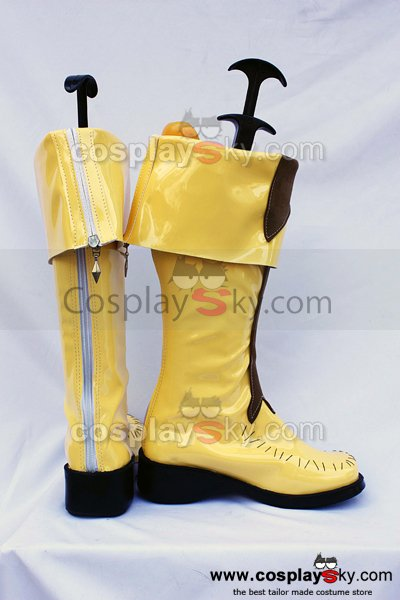 Ragnarok Online Novice Cosplay Boots Shoes