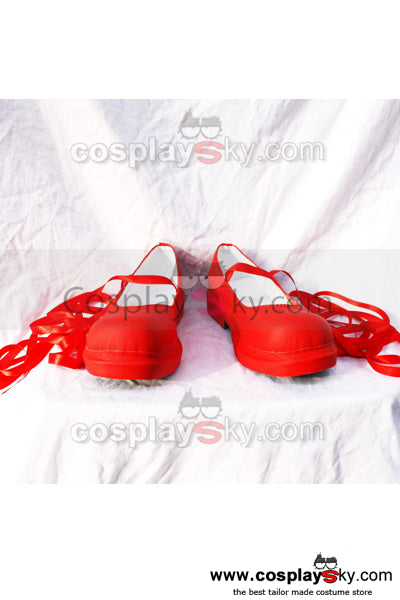 Rozen Maiden Hinaichigo Anime cosplay Boots shoes