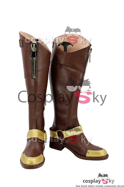 RWBY volume 4 Yang Xiao Long Boots Cosplay Shoes