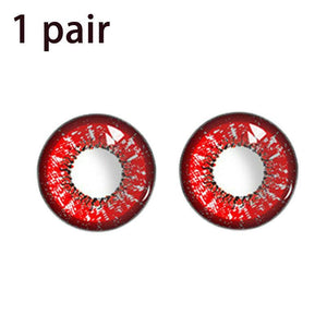 Lovelive! Nico Yazawa Cosplay Cosmetic Contact Lense