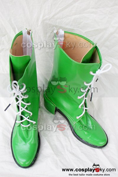 Sailor Moon Jupiter Cosplay Boots Shoes