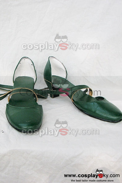 Sailor Moon Sailor Neptune Cosplay Shoes