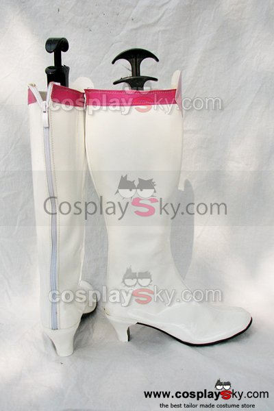 Sailor Moon Small Lady Serenity Cosplay Boots Shoes