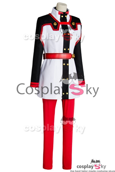 SAO Sword Art Online the Movie Ordinal Scale OS Asuna Yuuki Cosplay Costume