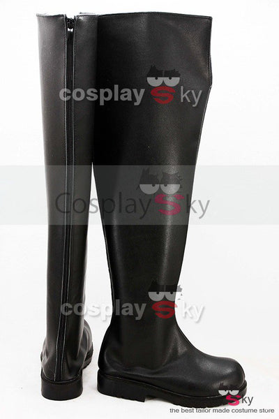 Seraph of the End Krul Tepes Boots Cosplay Shoes