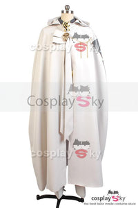Seraph of the End Vampires Mikaela Hyakuya Uniform Outfit Cosplay Costume