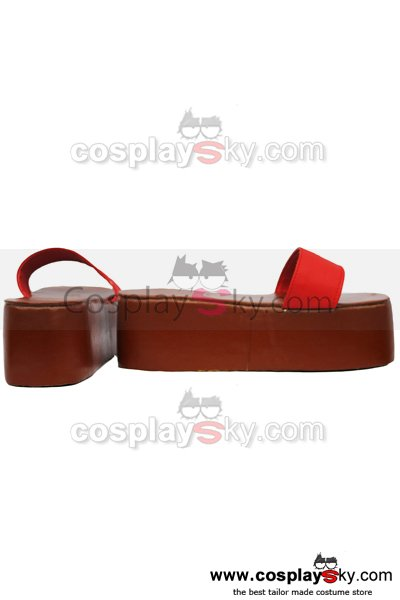 Shaman King Anna Cosplay Shoes
