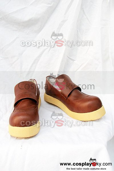 Shana of the Blazing Eyes Shana Cosplay Boots