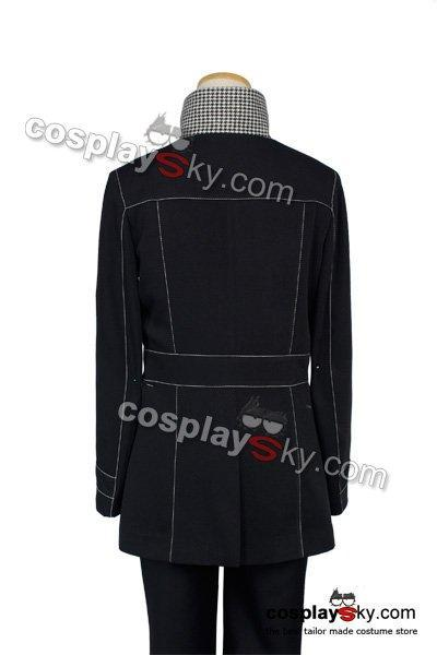 Shin Megami Tensei: Persona 4 P4 Cosplay Boy Uniform Costume
