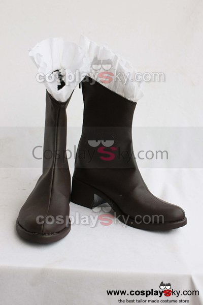 Shining Tears Elwing Cosplay Boots Shoes