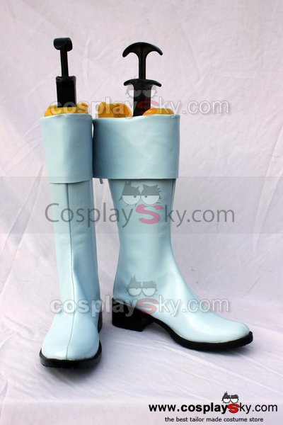 Slayers Amelia Cosplay Boots Shoes
