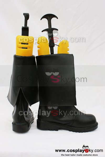 Steins Gate Makise Kurisu Cosplay Boots Shoes