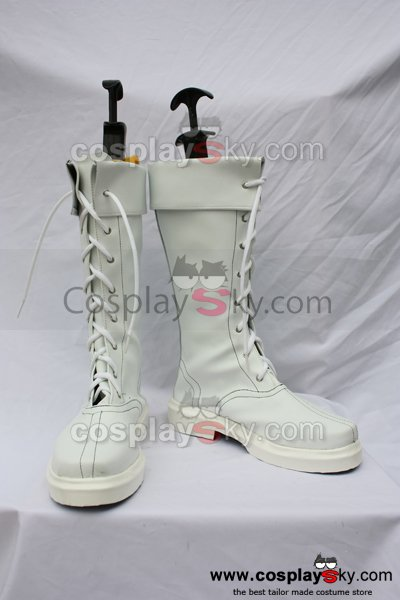 Street Fighter Chun Li Cosplay Boots Shoes